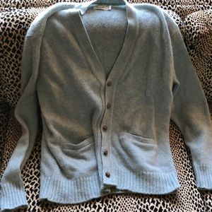 Vintage grandpa cardigan sweater (Large)